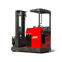 Quality Warehouse Electric Reach Truck Forklift Lift Capacity 2 Ton Max Lift Height 12 M for sale