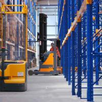 Quality Warehouse Heavy Duty Pallet Racks Cold Storage Selective Racking System for sale
