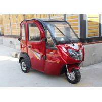 Quality Easy Operation 2 Person Electric Car 60V 1000W Lithium Battery ECO Friendly for sale