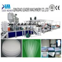 Quality high transparency PMMA light guide plate production line for sale