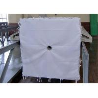 Quality Dust / Liquid Filter Press Plates Woven Monofilament PP Filter Cloth for sale