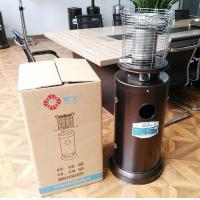 Quality Short Outdoor Gas Patio Heater With Thermocouple And Tilt Switch Humidification for sale