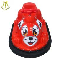 China Hansel portable bumper car remote control toy car for entertainment on sale