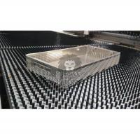 Quality Perforated Side, Stainless Steel Wire Mesh Basket Tray,Wire Mesh Tray, Sterilizing Tray, Sterilization Tray, Sterilizing for sale