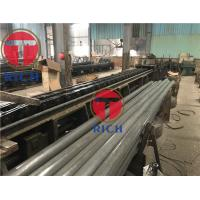 Quality High Precision Seamless Round Structural Steel Tubing ASTM A53 Standard for sale