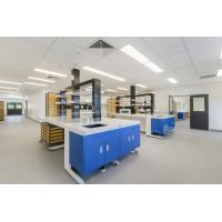 China Chemistry Biology Laboratory Furniture/Epoxy Resin Table Top/Dental Lab Bench on sale