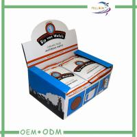 Quality Custom Corrugated Boxes For Food , corrugated carton box Flat Shipment for sale