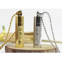 Buy Driving Out Evil Buddhist Protection Necklace , Buddhist Inspired Jewelry 11mm Diameter at wholesale prices