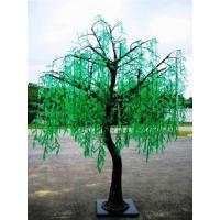Quality festival Holiday Name led weeping willow tree lighting for sale