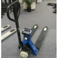 Quality Portable Pallet Jack With Built In Scale / Pallet Jack With Scale And Printer for sale