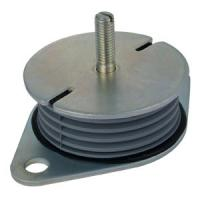 Quality Custom Made NR Rubber & Steel Isolator Damper for sale