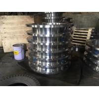 China 316TI Stainless Steel Pipe Flange ASME SA182 For Food Processing Industries on sale