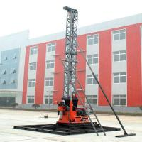 Quality 360° Deep Hydraulic Drilling Equipment / Geotechnical Borehole Drilling for sale