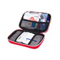 China OEM Accepted Camping First Aid Kit , Travel Medicine Kit For Public on sale