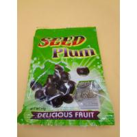 Quality Green Preserved Chinese Dried Plum Salty Popular Organic Snack Foods for sale