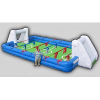 Quality Interesting Inflatable Sports Games Adults Indoor Inflatable Soccer Field for sale