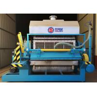 China Energy Saving Egg Tray Equipment / Paper Egg Tray Making Machine High Output on sale