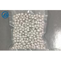 Buy Silver White Color Magnesium Granules 1-6mm For Washing Cloth Eco - Friendly at wholesale prices