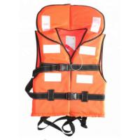 Quality Orange Color Protective PPE Safety Equipment With Life Saving Jacket XS - 5XL Size for sale