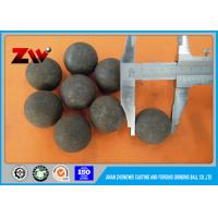 Buy cheap High Grinding Efficiency Forged Grinding Balls for ball mill similar to Moly-Cop from wholesalers