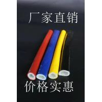 Buy Fire Sleeve , High Tenperature Silicone Fiberglass Sleeve at wholesale prices