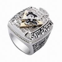 Quality Championship Ring, Customized Designs Welcomed for sale