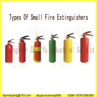 Quality types of fire extinguisher for sale