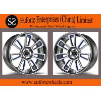 Quality Susha Wheels - Polished Blue Windows Forged Wheels Painted Polished for sale