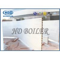Buy Positive Tolerance Premium Bare Tube Water Wall Panels For Waste Heat Recovery at wholesale prices