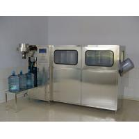 Quality 15Kw Big Volume 5 Gallon Water Bottle Filling Machine 4200*1600*1600mm for sale