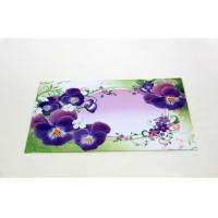 Quality Simple Colorful Wood Free Paper With Foil Stamping Embossing For Birthday Card for sale