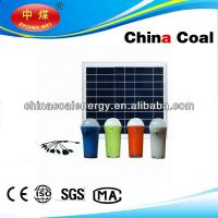 Quality 4pcs Solar LED Torches for sale