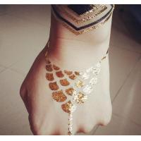 Quality Metallic temporary tattoo for sale