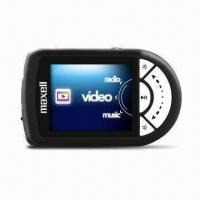 China 2.0-inch MP4 Player with Touch Pad, TF Card Reader, 87.5 to 108MHz FM Radio, Sized 80.5 x 48 x 11mm on sale