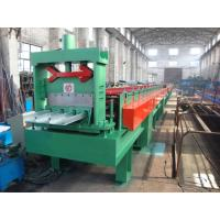 Quality Chain Drive Floor Deck Roll Forming Machine 8 - 20 M / Min Metal Forming Equipment for sale