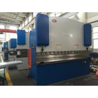 Quality Heavy Duty Hydraulic Bending Machine For Steel Sheet , Max Bending Length 3200mm for sale