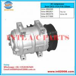 China AUTO AC compressor for Volvo 8684286 8602621 on sale