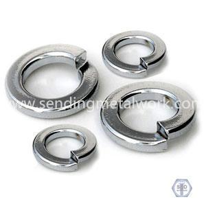 Quality Spring Washer DIN127b Lock Washer DIN127 Spring Lock Washer DIN127b for sale