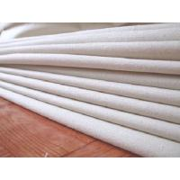 Quality 100% cotton white canvas for sleeping Mat for sale