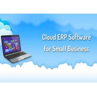 China Mac Windows Cloud Erp Software With Two Layers To Multiple Layers Architecture on sale