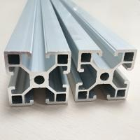 Quality Spare Parts Aluminium Extruded Profiles For Window Door Fenster Fabrication for sale