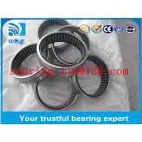 Quality 2RS Seal Flat Needle Roller Bearing , Single Row Roller Bearing NA4906 for sale