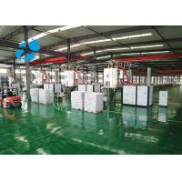 Quality 380V Plastic Hopper Dryers Injection Molding Hinged Construction Easy Opening for sale