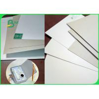Buy cheap 18pt 400gsm Printing Clay Coated News Back CCNB Paperboard In Sheet For Boxes from wholesalers