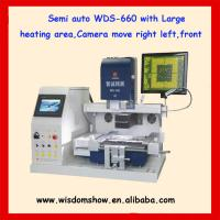 Quality Upgraded system!! Automatic pcb soldering machine WDS-  660 Super Large infrared preheating bga rework station for sale