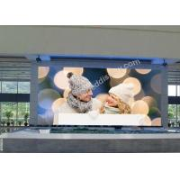 China Seamless Splicing HD Full Color LED Display For Conference IP40 / IP21 on sale