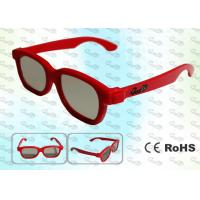 Buy cheap IMAX Cinema Linear polarized 3D glasses LP180GTS01 from wholesalers