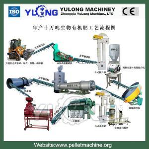 Quality fertilizer pellet mill machine_chicken manure fertilizer pellet granulation machine for sale