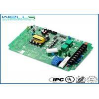 Quality Clone FR4 Turnkey Pcb Manufacturing Printed Circuit Board PCBA Program 2 Layers for sale