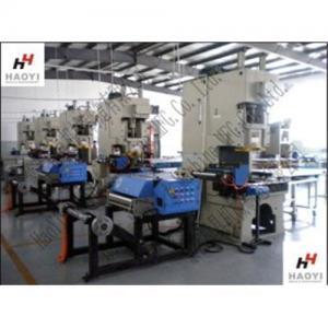 Quality aluminum foil container production line for sale